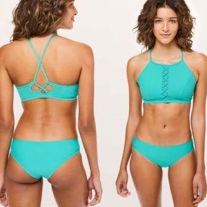 *NEW with tag* LuluLemon Athletica Explore The Shore swim bikini bottom